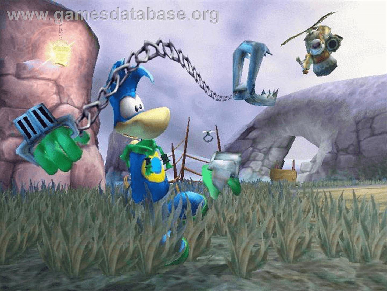 Rayman 3 Через Торрент