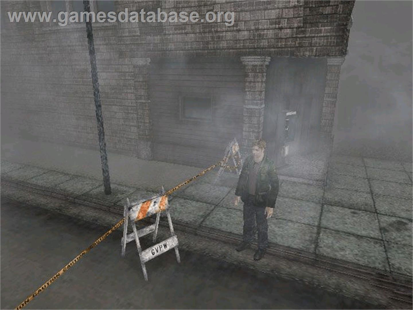 Silent Hill 2: Restless Dreams - Microsoft Xbox - Artwork - In Game