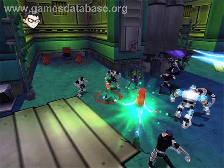 Games Of Teen Titans 49