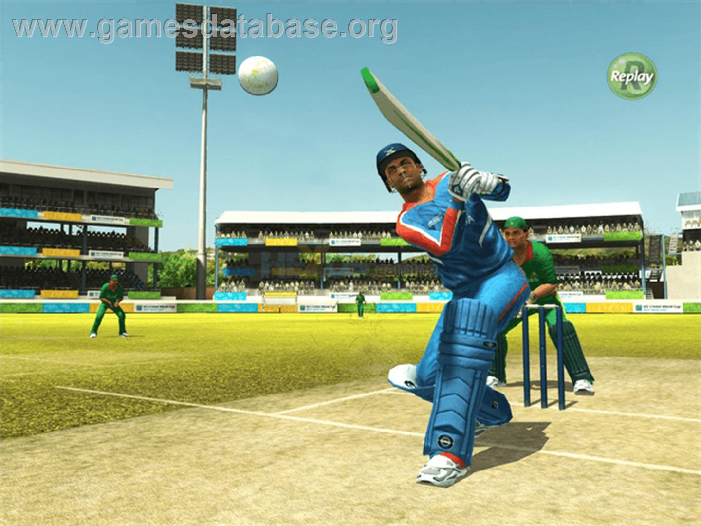 cricket revolution pc game how to play