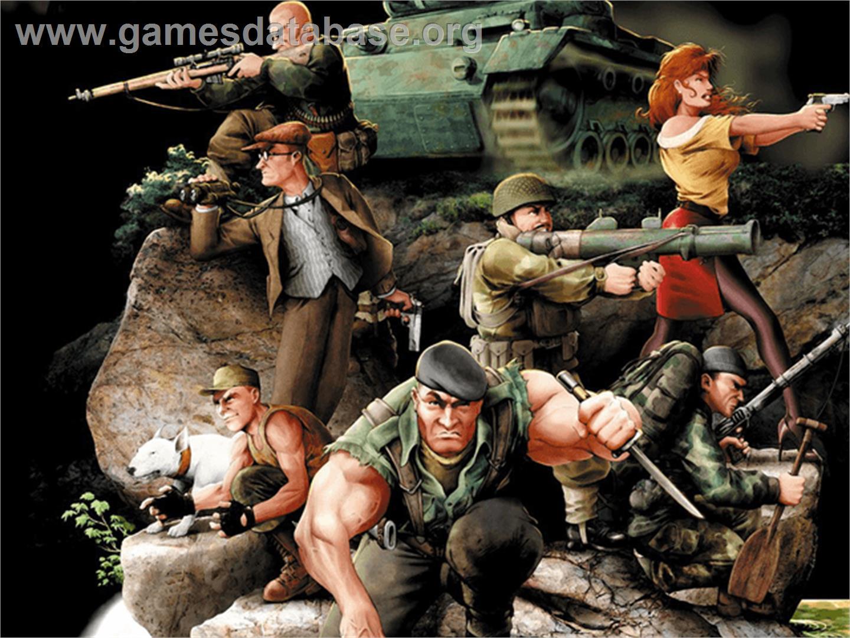 Download Commandos 2 Men of Courage