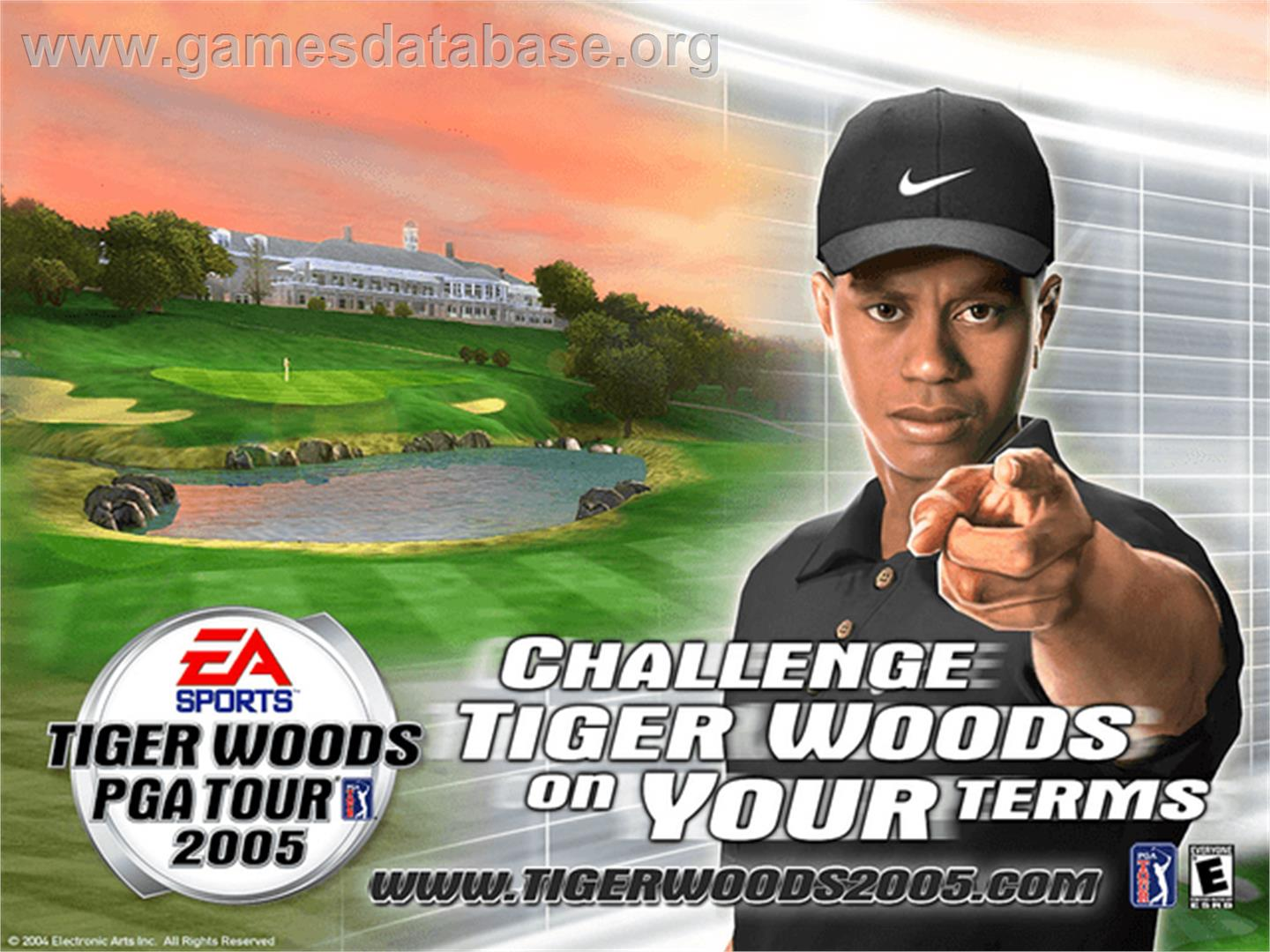 Download Courses Tiger Woods 2005 Pc