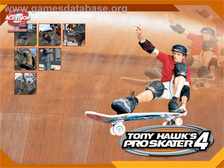 tony hawk pro skater manual