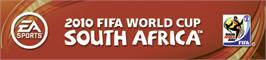 Banner artwork for 2010 FIFA World Cup.