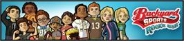 Banner artwork for Backyard Sports: Rookie Rush.