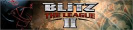 Banner artwork for Blitz: The League II.