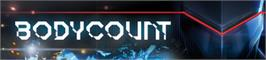 Banner artwork for Bodycount.