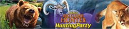 Banner artwork for Cabela's Hunting Party.