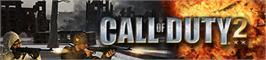 Banner artwork for Call of Duty® 2.