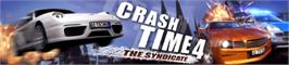 Banner artwork for Crash Time 4 - The Syndicate.