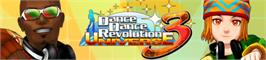 Banner artwork for DDR Universe 3.