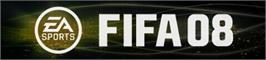 Banner artwork for FIFA 08.