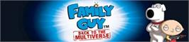 Banner artwork for Family Guy.