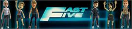 Banner artwork for Fast Five.