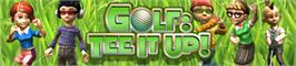 Banner artwork for Golf: Tee It Up!.