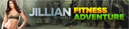 Banner artwork for Jillian Michael's Fitness Adventure.