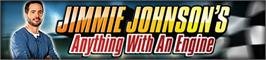 Banner artwork for Jimmie Johnson's Anything With An Engine.