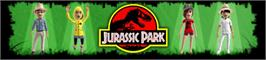 Banner artwork for Jurassic Park.