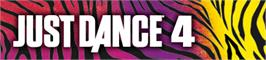 Banner artwork for Just Dance® 4.