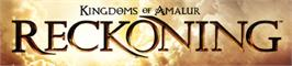 Banner artwork for Kingdoms of Amalur: Reckoning.