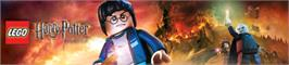 Banner artwork for LEGO® Harry Potter 2.