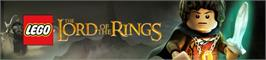 Banner artwork for LEGO® Lord of the Rings.