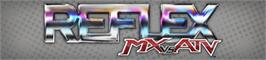 Banner artwork for MX vs ATV Reflex.