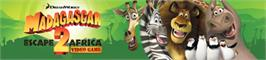 Banner artwork for Madagascar 2.
