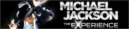 Banner artwork for Michael Jackson The Experience.
