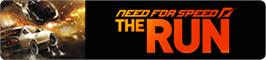 Banner artwork for NEED FOR SPEED THE RUN.