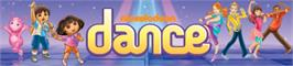 Banner artwork for Nickelodeon Dance.