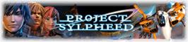 Banner artwork for PROJECT SYLPHEED.
