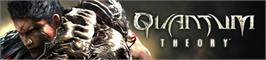 Banner artwork for QUANTUM THEORY.
