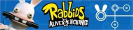 Banner artwork for Raving Rabbids: A&K.