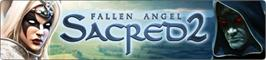 Banner artwork for Sacred 2 Fallen Angel.