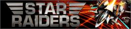 Banner artwork for Star Raiders.