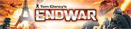 Banner artwork for TC's EndWar.