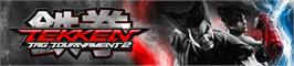 Banner artwork for TEKKEN TAG TOURNAMENT 2.