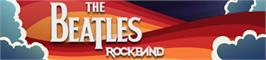 Banner artwork for The Beatles: Rock Band.
