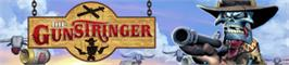 Banner artwork for The Gunstringer.