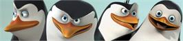 Banner artwork for The Penguins of Madagascar.