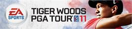 Banner artwork for TigerWoodsPGATOUR® 11.