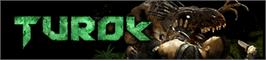 Banner artwork for Turok.