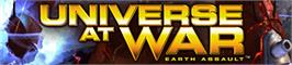 Banner artwork for Universe at War.