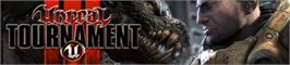 Banner artwork for Unreal Tournament® 3.