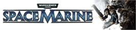 Banner artwork for Warhammer® 40,000®: Space Marine®.
