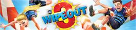 Banner artwork for Wipeout 3.