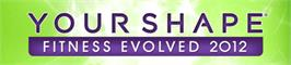 Banner artwork for Your Shape Fitness Evolved 2012.