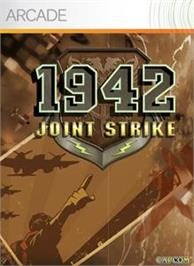 Box cover for 1942: Joint Strike on the Microsoft Xbox 360.