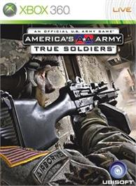 Box cover for AA: True Soldiers on the Microsoft Xbox 360.